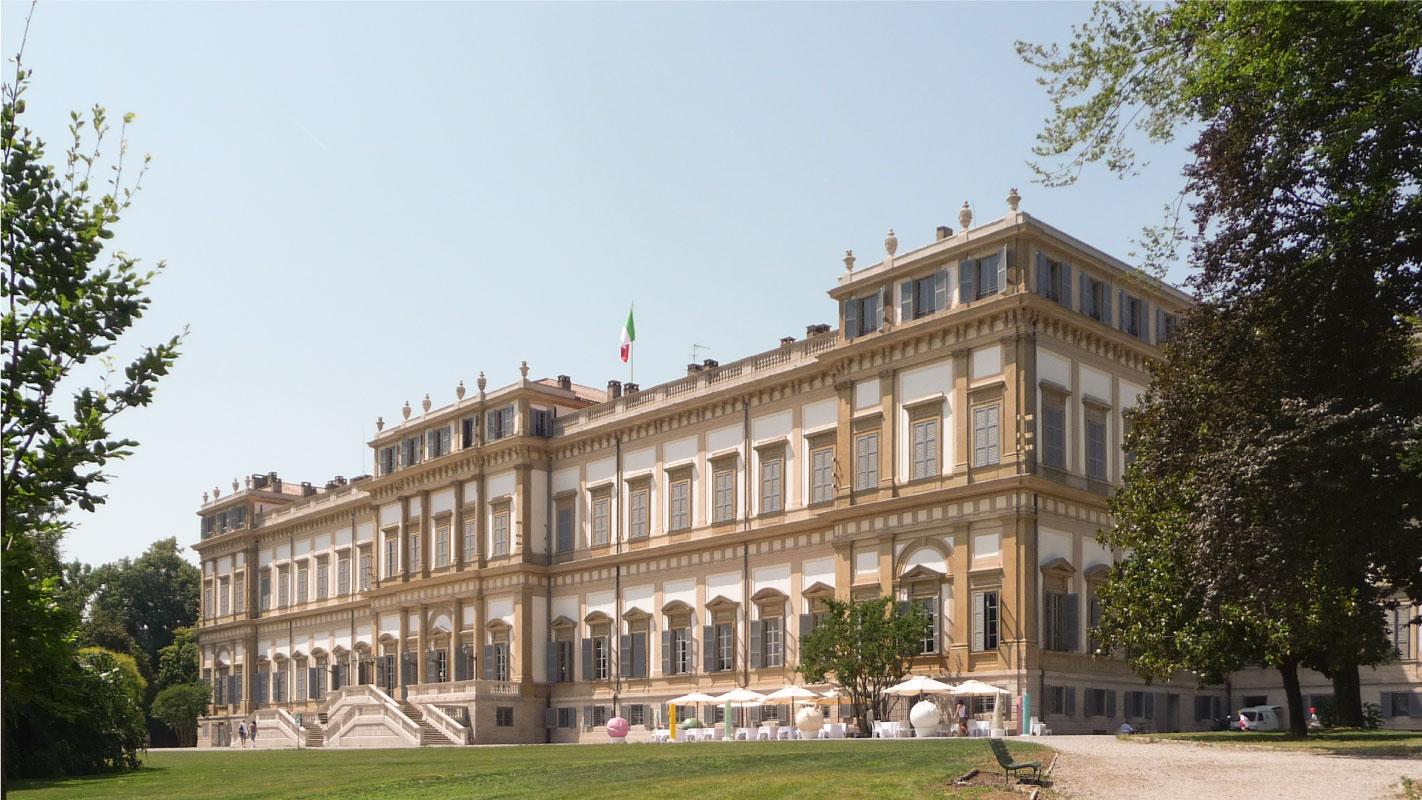 Villa Reale a Monza